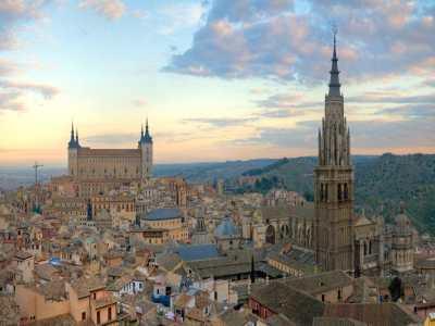 Испания, или как попасть в настоящий рай