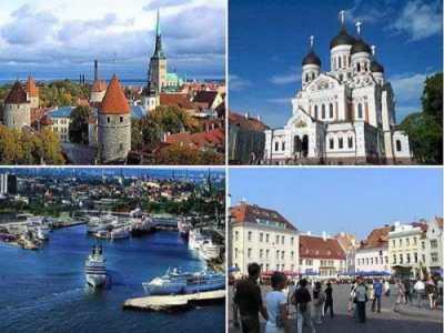 Большой привет из Эстонии