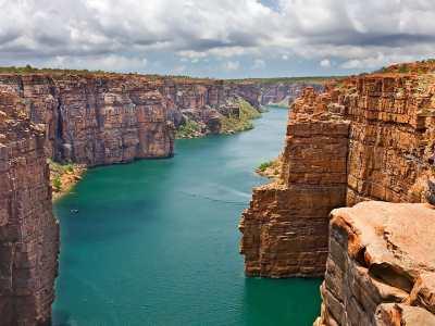 Плато Кимберли и парк Какаду - одни из достопримечательностей Австралии