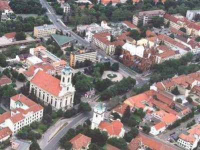 Город Орошхаза-Дьопарошфюрд