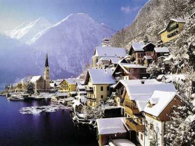Швейцария и Австрия: горячий отдых зимой и летом