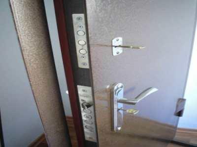 Как выбрать металлические двери?
