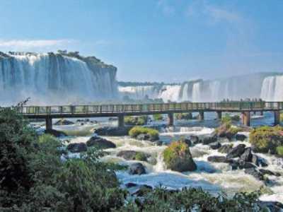 Поездка в Аргентину