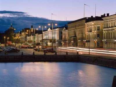 Прекрасная страна Финляндия