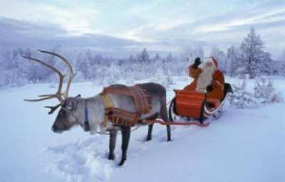 Туры в Финляндию на Новый Год – путешествие в сказку!