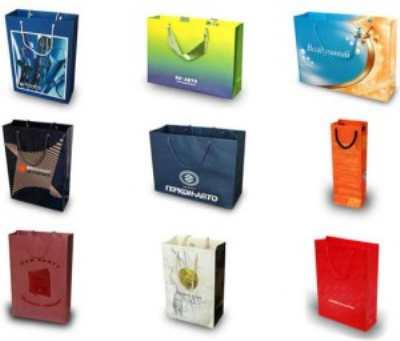 Пакеты с логотипами - мощный рекламный двигатель