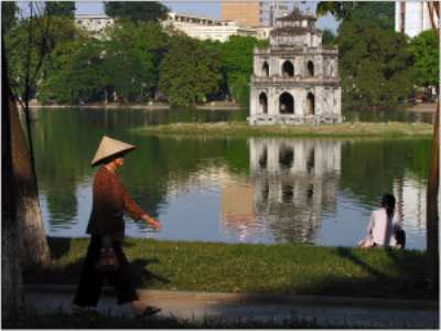 Вьетнамская сказка – это Ханой