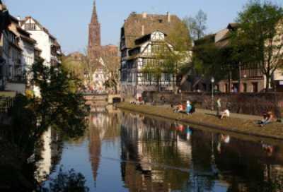 Страсбург – непокоренный город