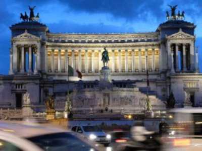 Вечный город – Рим