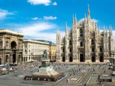 Италия – культура и история слились воедино