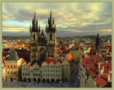 Королевская Прага