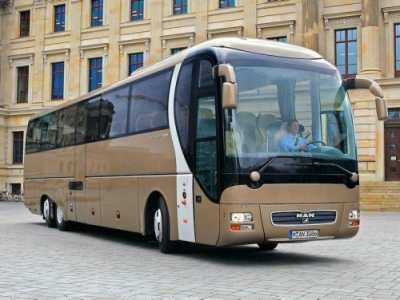 Увлекательный автобусный тур