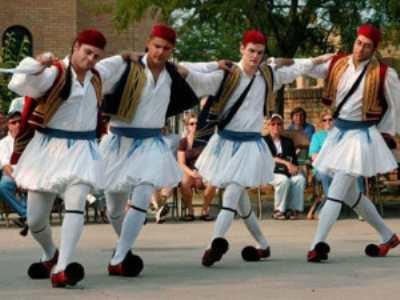 Обычаи и традиции Греции