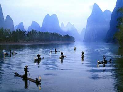 Туризм Китая