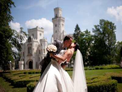 Варианты свадебных церемоний в Чехии