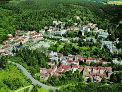 Марианские Лазне (чешский курорт)