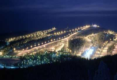 Финляндия и ее горнолыжные курорты