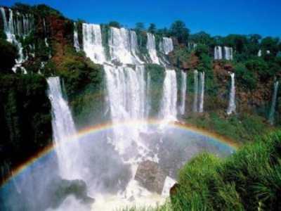 Земля 27 водопадов
