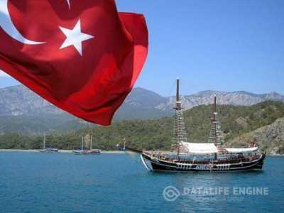 Теплые берега Турции зовут вас!