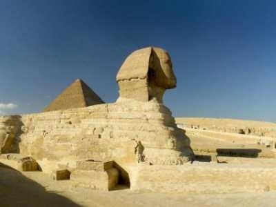 А поехали в Египет?!