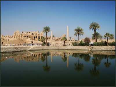 Египет с нетерпением ждет своих гостей