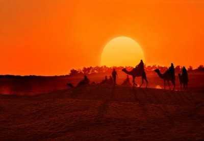 Тунис – маленький райский уголок