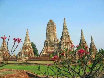 Страна с живописными видами - Таиланд