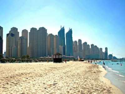 Морской отдых в Дубае