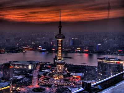 Шанхай — крупнейший культурный и исторический центр Китая