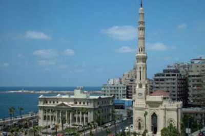 Александрия – древняя культурная столица