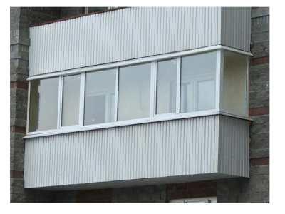 Алюминиевое остекление балконов – надежность на многие года!