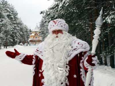 Подарите своему малышу волшебную сказку с Дедом Морозом