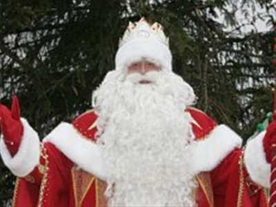 Удачного Вам Нового Года с Дедом Морозом