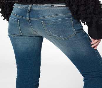 Джинсы Moschino мужские и несколько дополнений – все что нужно для стильного образа