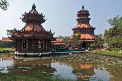 Древние города Таиланда