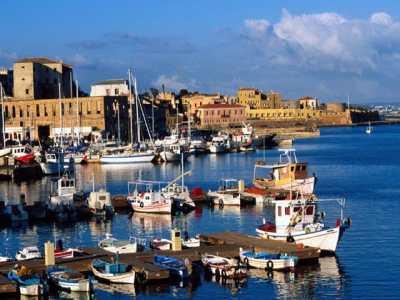 Крит: Ханья, Самарийское ущелье