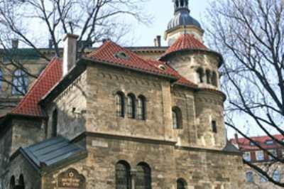 Квартал Йозефов в Праге
