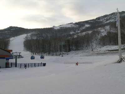 Лучший горнолыжный курорт для зимнего отдыха