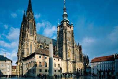 Новый город - творение Карла IV