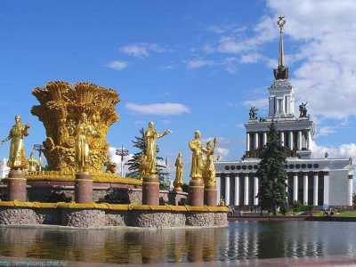 Основные достопримечательности Москвы