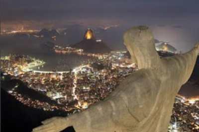 Рио-де-Жанейро. Город праздник, город карнавала