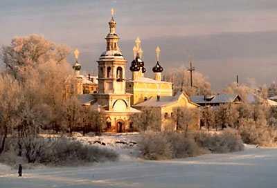 Вологда – город, где судьба меня ждет. Квартиры на сутки в Вологде