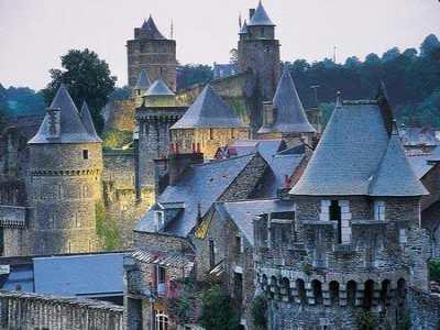 Туристическая информация – Восточная Франция