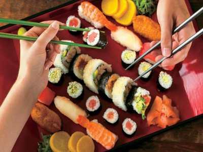Японская кухня: удовольствие и польза