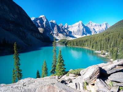 Территории Канады