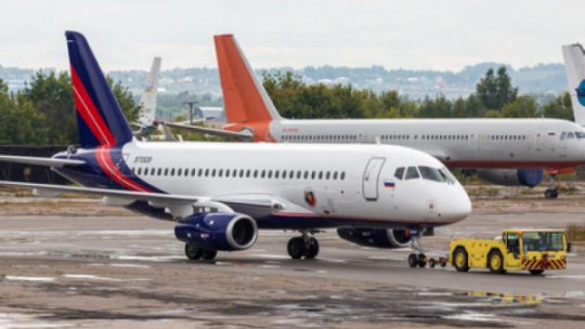 Компания «Авиакапитал-Cервис» приобретает самолет SSJ 100 в версии VIP